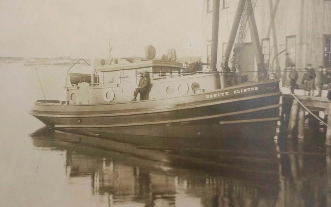 Tug DeWitt Clinton 1927